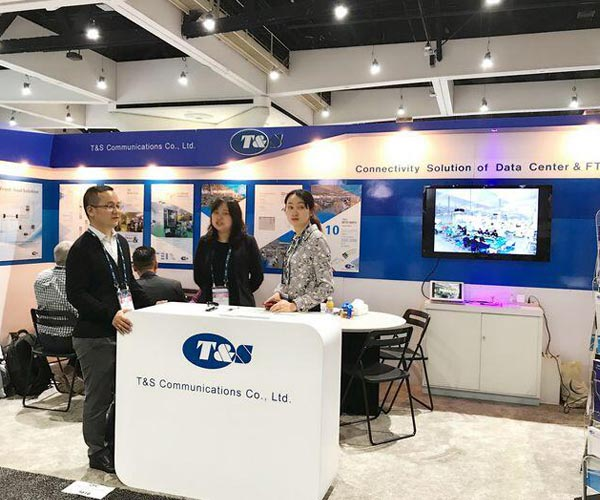 T&S-exhibited-at-OFC-2018