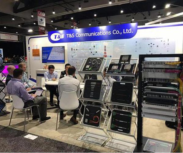 T&S-exhibited-at-OFC-2019